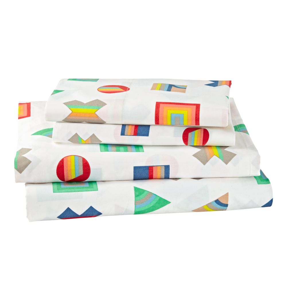 Prism Pattern Sheet Set (Queen)