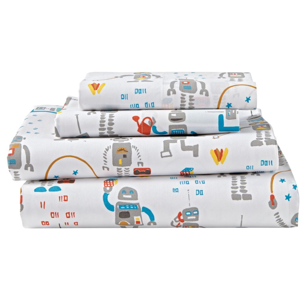 Rad Robot Sheet Set