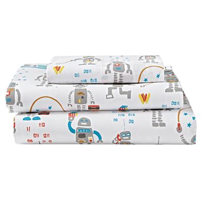 Twin Rad Robot Sheet Set
