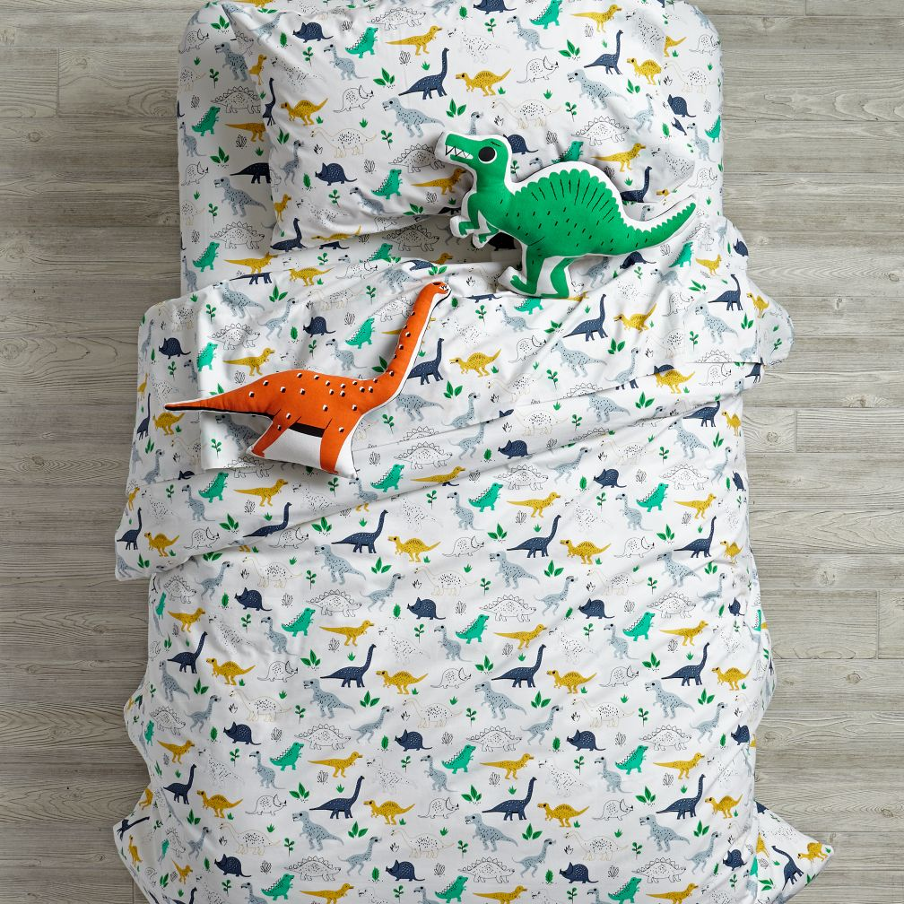 Retro Reptile Duvet Cover