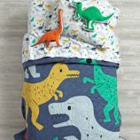 Retro Reptile Bedding