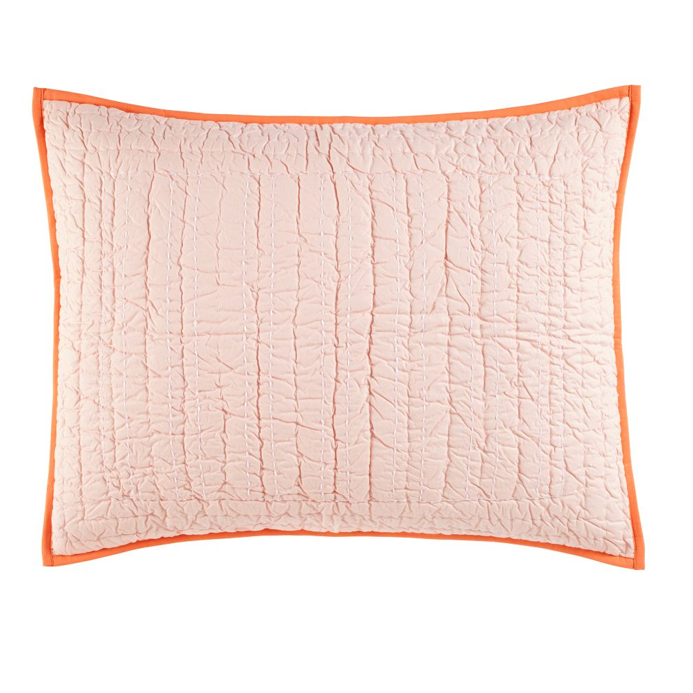 Stitched Moving Sham (Pink)