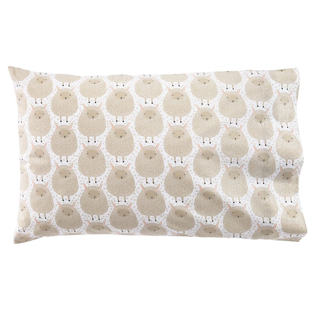 Sheepish Pillowcase