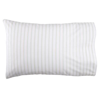 Sherbet Stripes Stitched Pillowcase