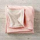 Stay Snuggled Pink Blanket