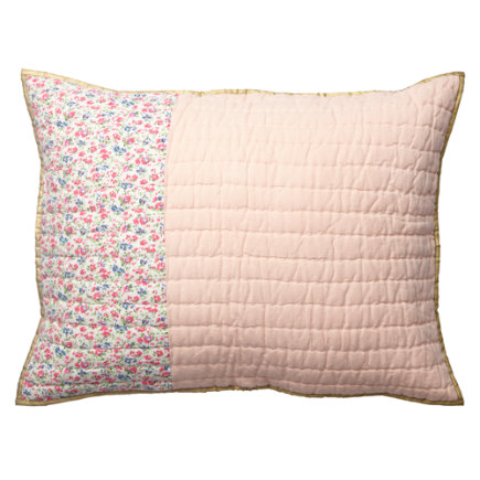 Shy Little Kitten Pillow Sham - Shy Little Kitten Sham
