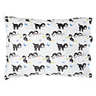 Organic Shy Little Kitten Pillowcase
