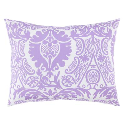 Sleep Patterns Lavender Sham