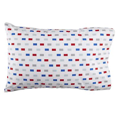 Color Block Pillowcase