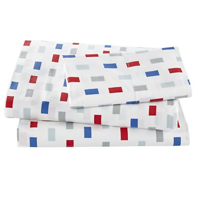 Color Block Sheet Set (Twin)