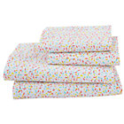 Full Sundae Best Sheet SetIncludes fitted sheet, flat sheet and two pillowcases