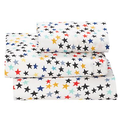Twin Superstar Jersey Sheet Set
