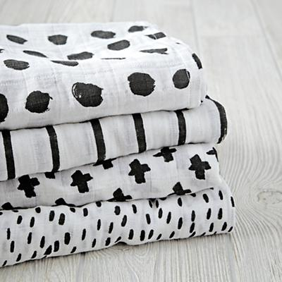 Freehand Swaddle Blankets