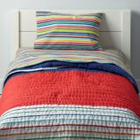 Candy Stripe Toddler Bedding (Multi)