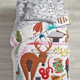 Charley Harper Florida Keys Toddler Bedding