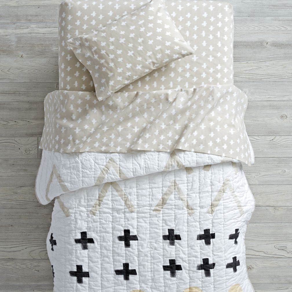 Freehand Toddler Bedding