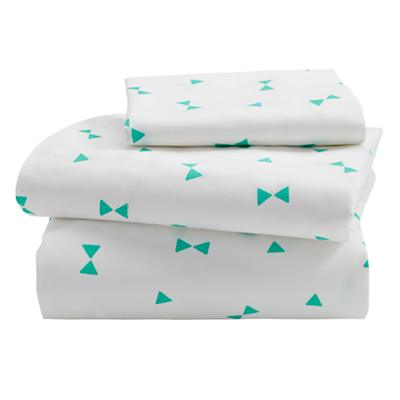Go Lightly Toddler Sheet Set (Mint)