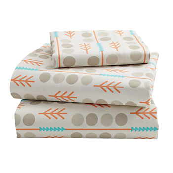 High Plains Toddler Sheet Set