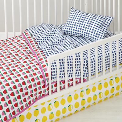 Farmer's Market Toddler Bedding