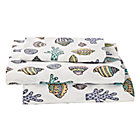 New Wave Nautical Toddler Sheet Set