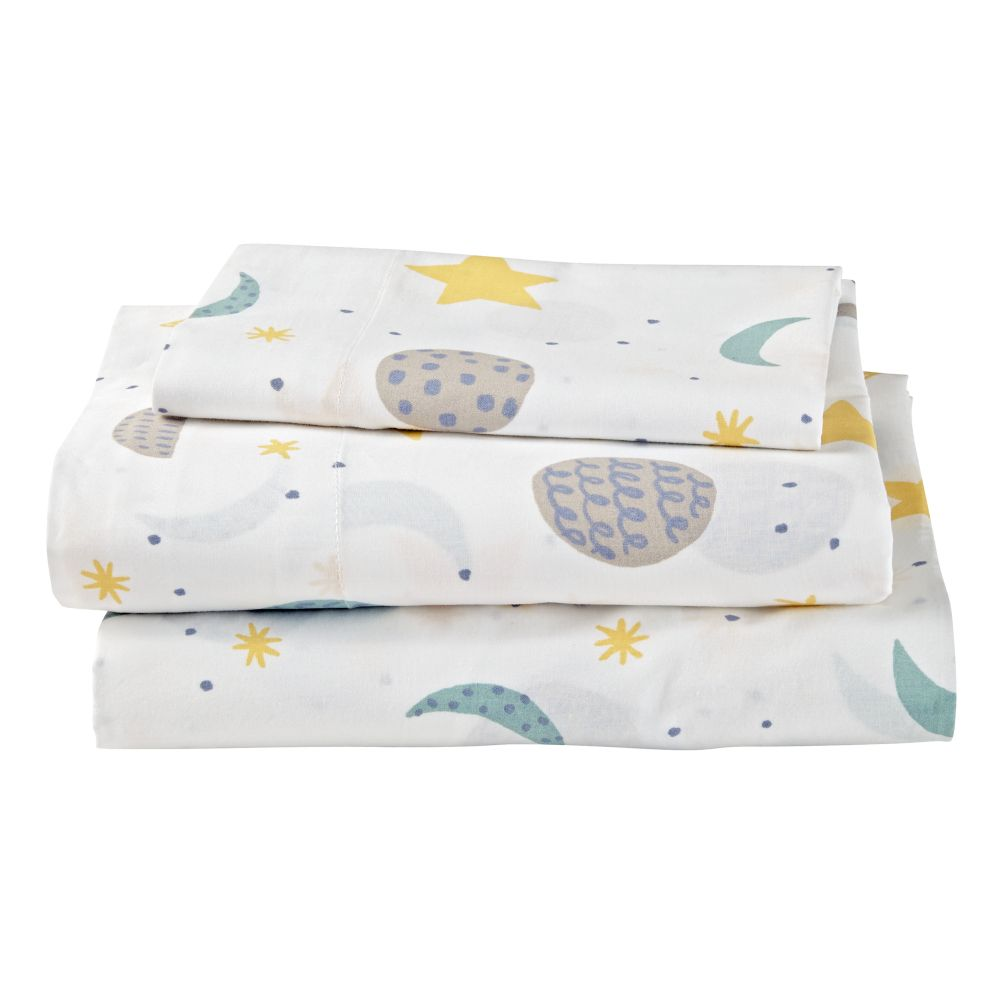 Nightfall Toddler Sheet Set