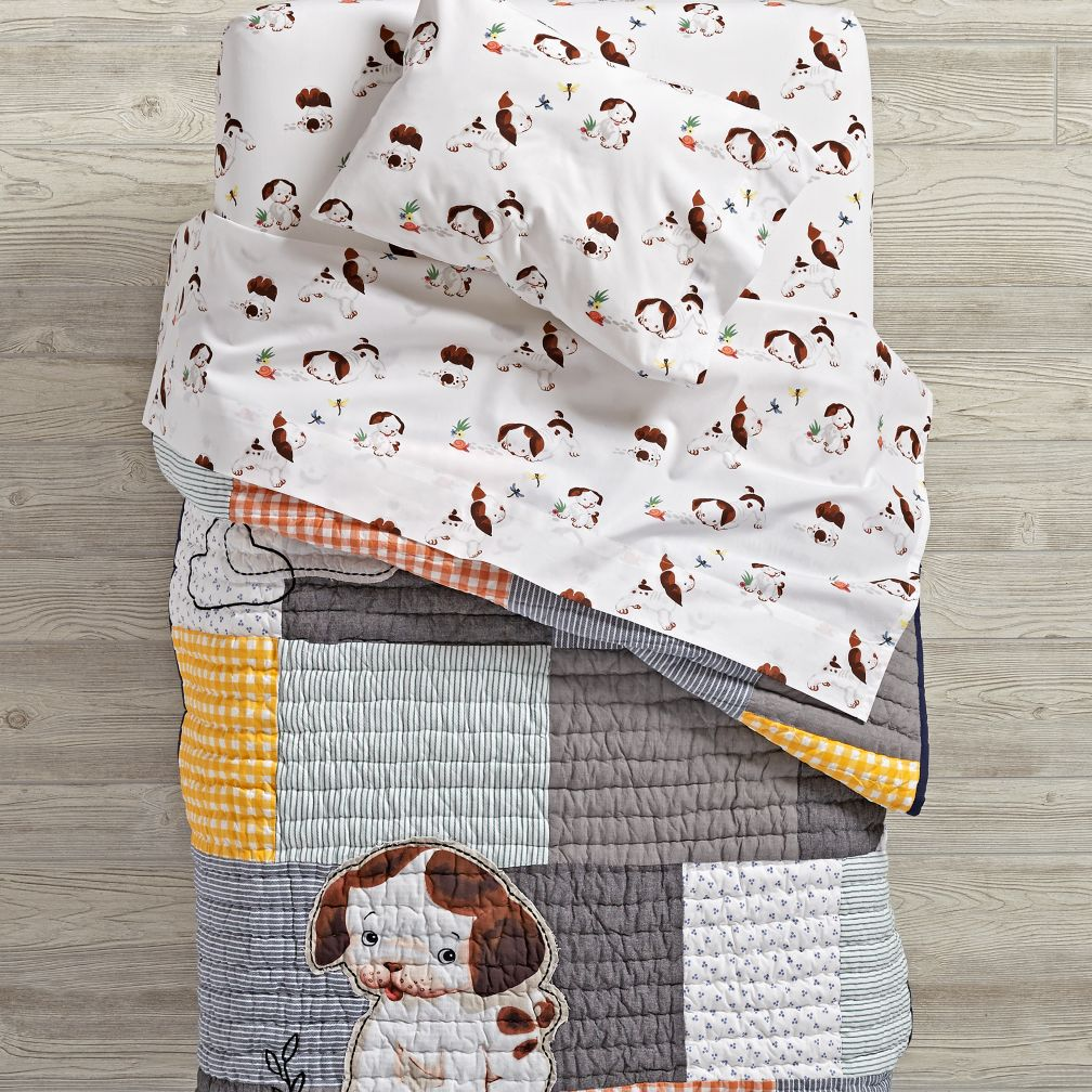 Poky Little Puppy Toddler Bedding