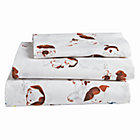 Poky Little Puppy Toddler Sheet SetIncludes fitted sheet, flat sheet and one pillowcase