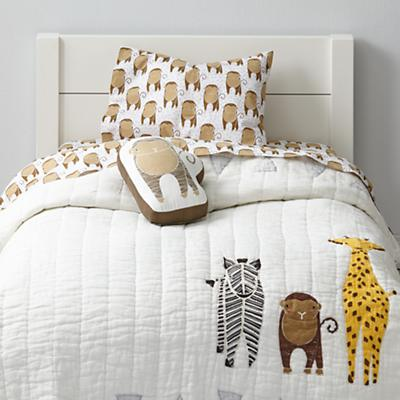 Savanna Toddler Bedding (Monkey)