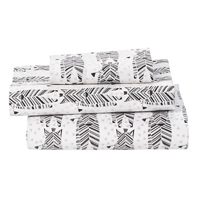 Savanna Toddler Sheet Set (Zebra)