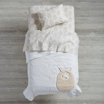 Sheepish Toddler Bedding
