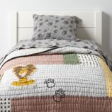 Tawny Scrawny Lion Toddler Bedding