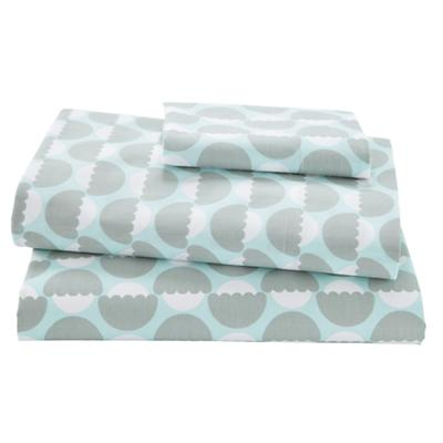 Well Nested Organic Toddler Sheet Set (Blue)