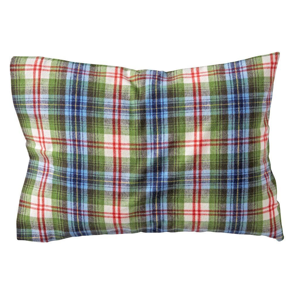 Winter Lodge Flannel Toddler Pillowcase