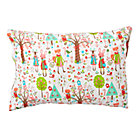 Candy Forest Flannel Sham