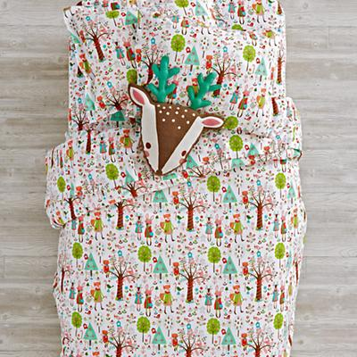 Candy Forest Duvet Cover