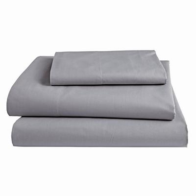 Simply Grey Sheet Set (Twin)
