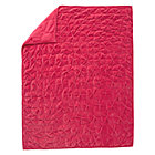Snug as a Bug Dark Pink Full-Queen Quilt