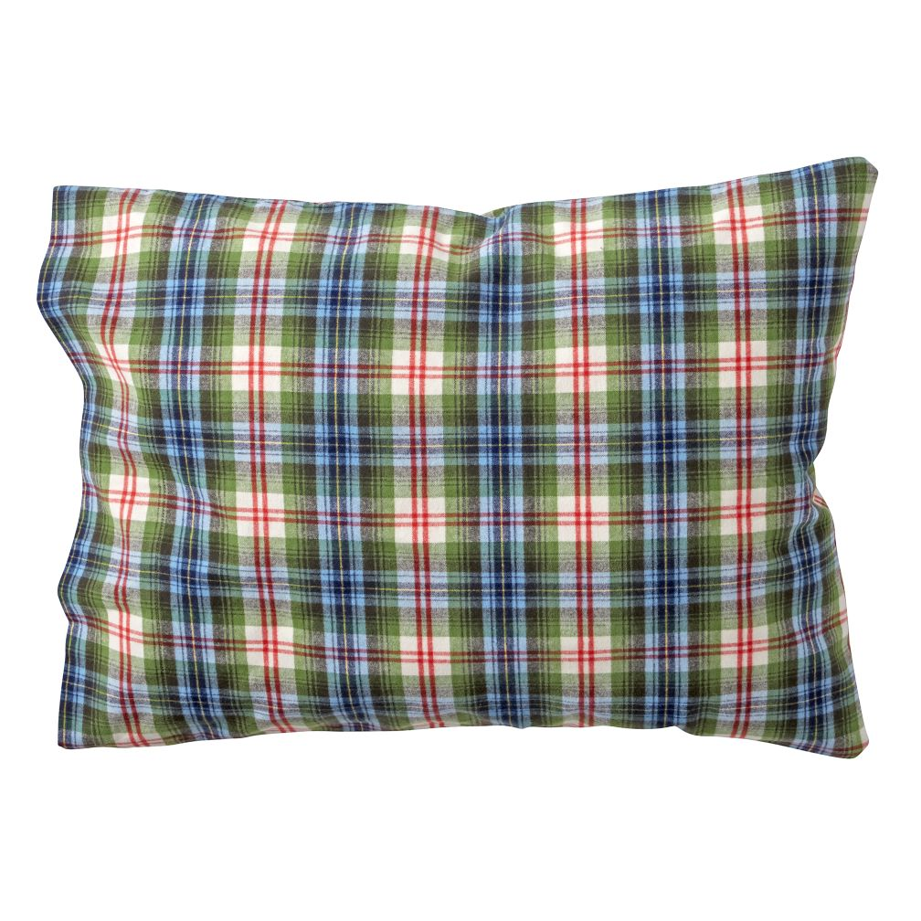 Winter Lodge Flannel Pillowcase