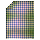Winter Lodge Flannel Twin Duvet Cover
