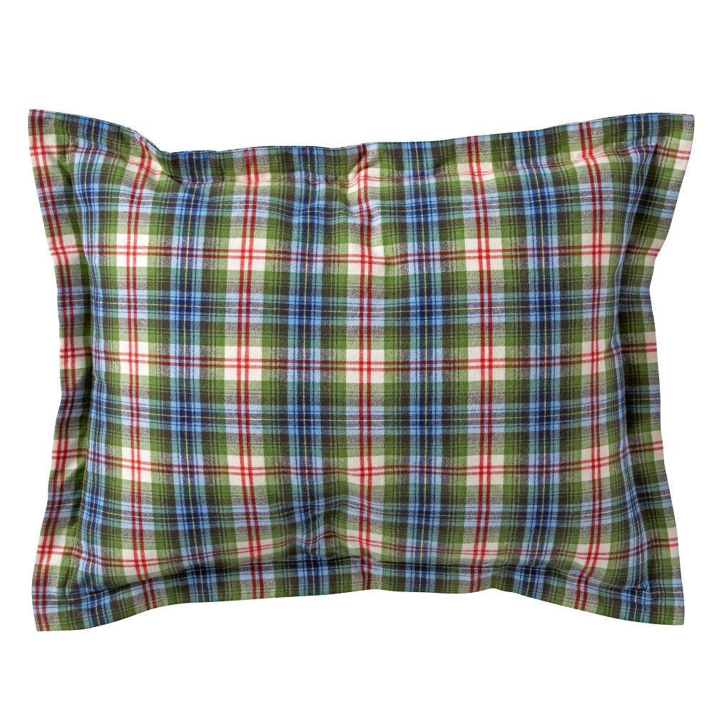Winter Lodge Flannel Sham