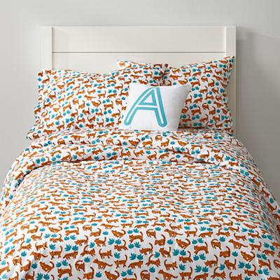 Tiger Style Duvet Cover
