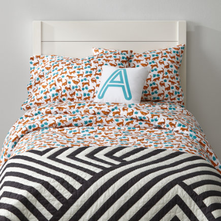 Tiger Style Kids Bedding - Twin Tiger Style Duvet Cover