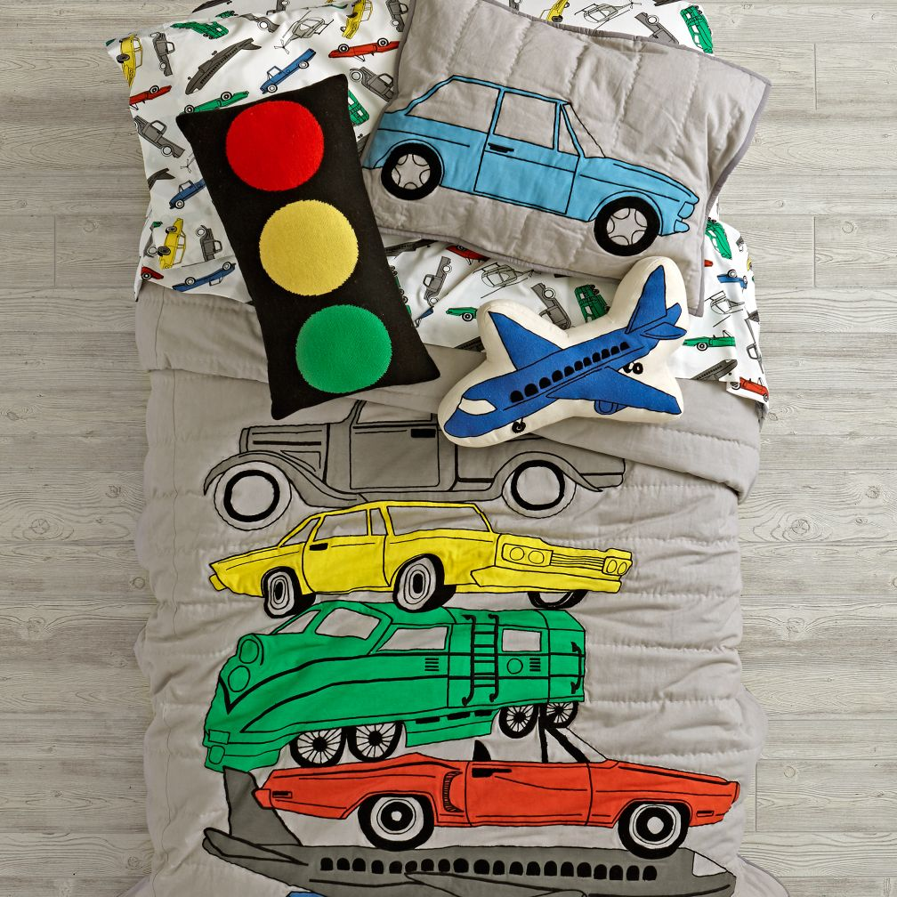 Traffic Jam Bedding