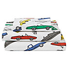 Twin Traffic Jam Organic Sheet Set