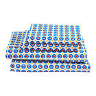 Full Travel Arrangements Sheet SetIncludes fitted sheet, flat sheet and two pillowcases