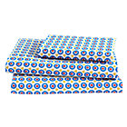 Twin Travel Arrangements Sheet SetIncludes fitted sheet, flat sheet and one pillowcase