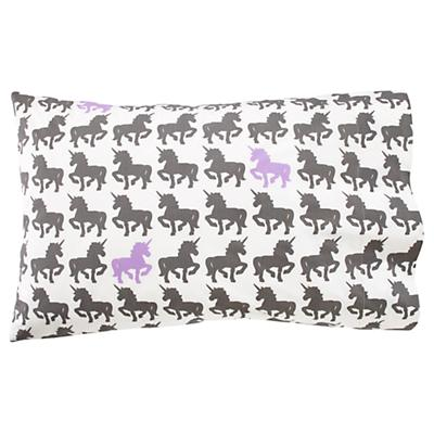 Unicorn Parade Toddler Pillowcase