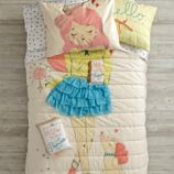 Wardrobe Change Reversible Bedding and Quilt