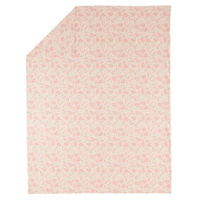 Twin Well Nested Duvet Cover (Pink)