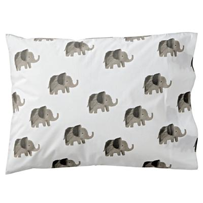 Wild Excursion Elephant Pillowcase